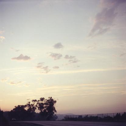 Sunset (2017, found 2016, taken 1955)