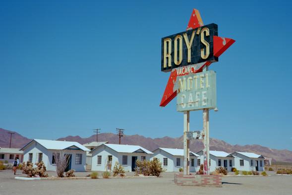 Roy's Motel, Amboy, CA, 2017