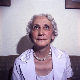 Ma at Home (2017, found 2016, taken 1955)