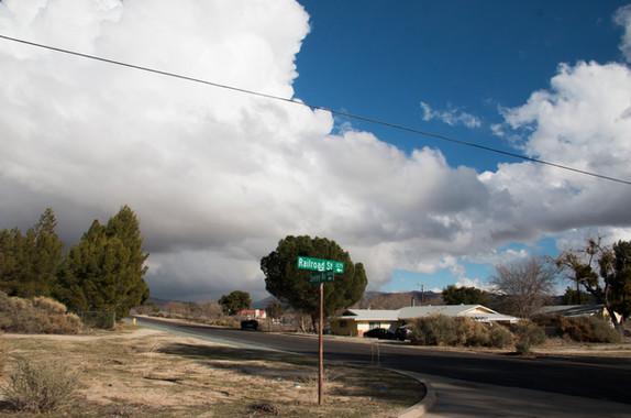 Railroad Drive, Jacumba, CA, 2019