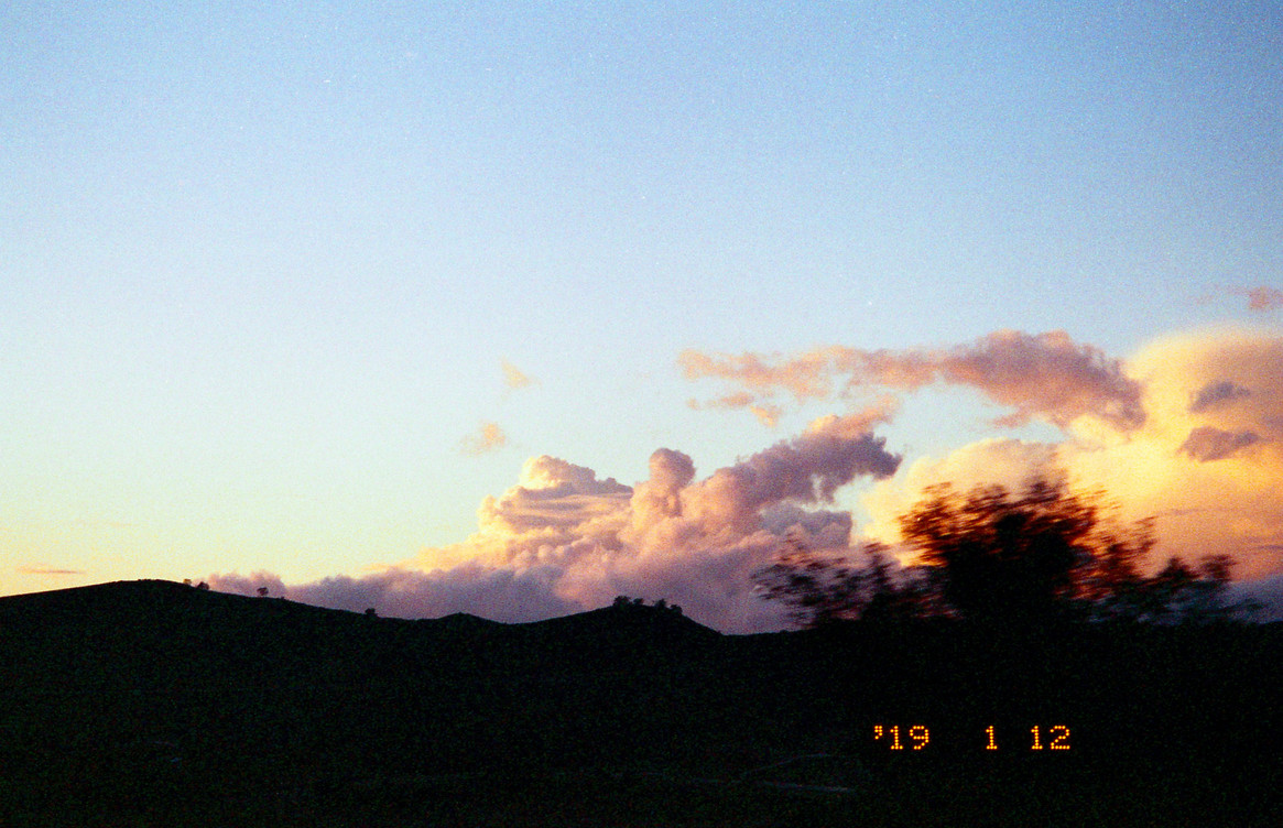 Sunset on the 78 (2019)