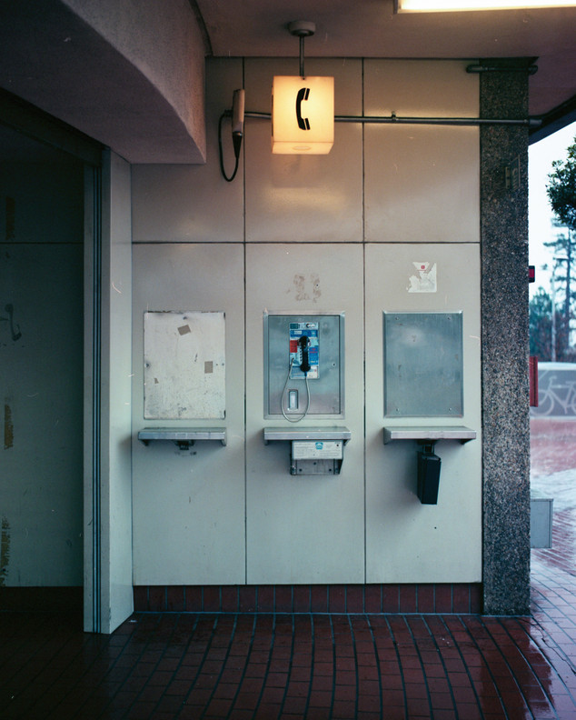 North Berkeley Station, Sacramento St, Berkeley, CA (2018)
