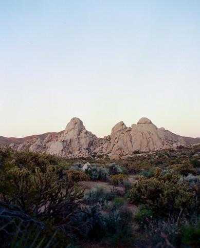 Ridges of the Mojave (@017)