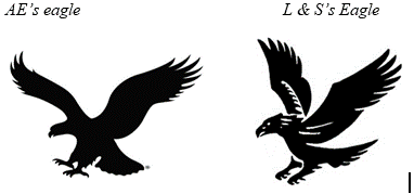 Passing off vs US law contract - guess which eagle wins?