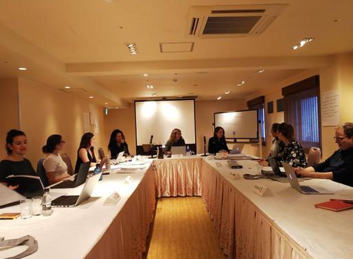 EIL国際連盟 2020沖縄会議が始まりました!
