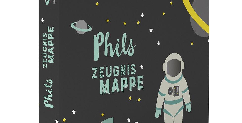 "Zeugnisordner ""Astronaut"""