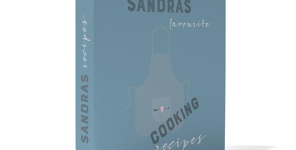 """Rezeptordner """"Favorit Cooking Recipes"""""""
