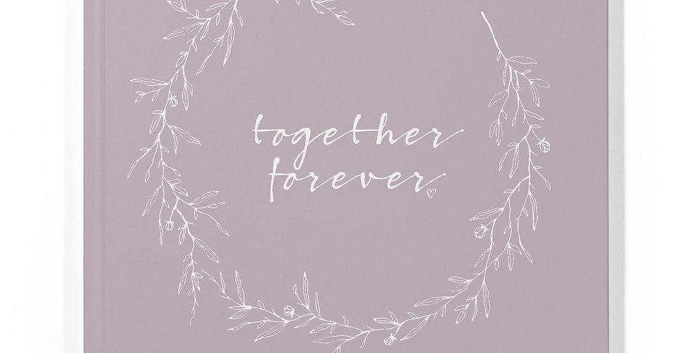 """Hochzeitsplaner """"Together"""""""