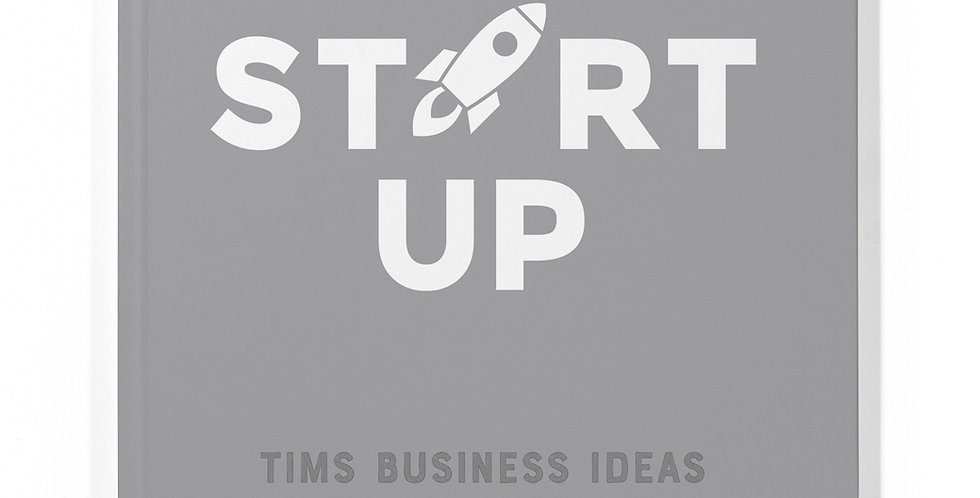 "Notizbuch ""Start Up"""
