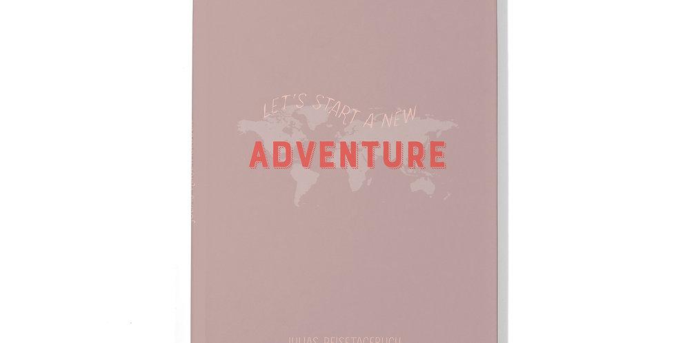 "Reisetagebuch ""Adventures"""