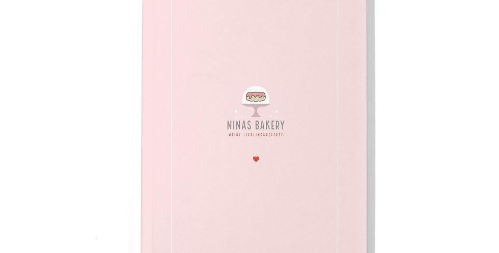 """Rezeptbuch """"Bakery"""""""