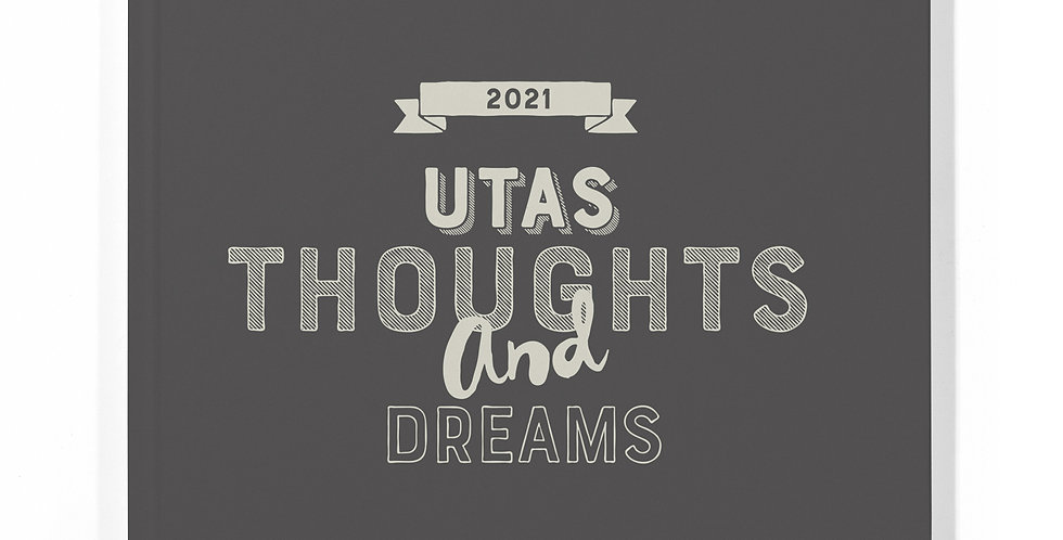 """Bullet Journal """"Thoughts and Dreams"""""""