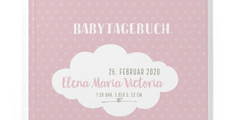"""Babytagebuch """"Wolke Rosé"""""""