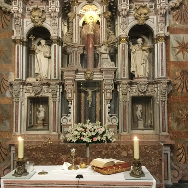 Pilgrim's Chapel