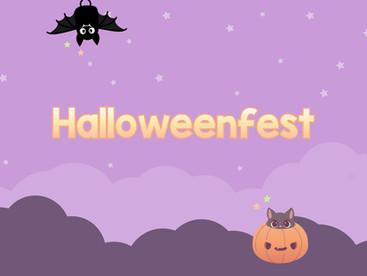 Halloweenfest! 🎃