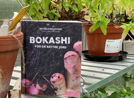 Bokashi: för en bättre jord - Bokrecension