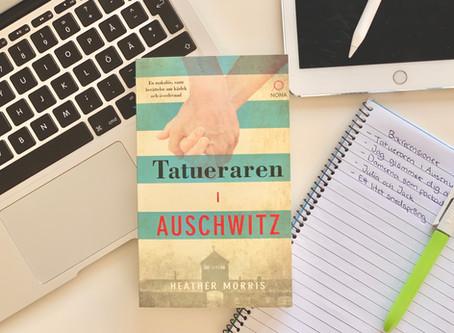 Tatueraren i Auschwitz - Bokrecension