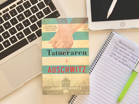 Tatueraren i Auschwitz - Bokrecension