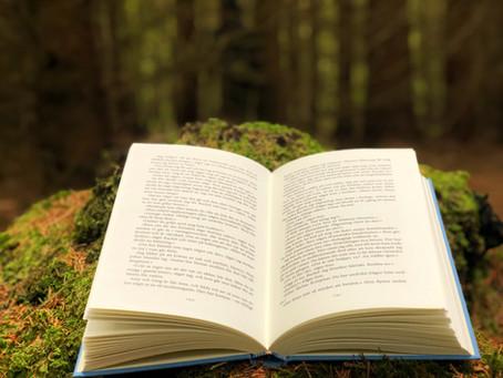 Bokabstinens och känsloöverföring - Boksnack