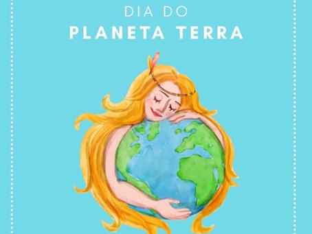O Dia da Terra | 22/04/2020