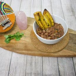 Ripe plantains - pwa wouj
