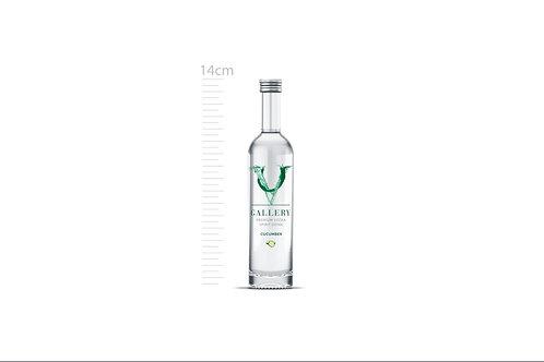 Cucumber Vodka Spirit Miniature 5cl 21% abv