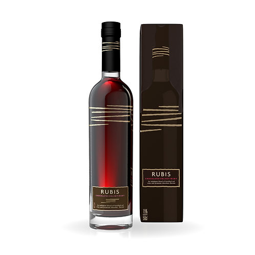 Rubis Chocolate Wine plus Gift Box 50cl 15% ABV