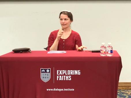 Exploring Faiths – Judaism with Rabbi Elana Zelony
