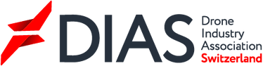 DIAS Drone Industry Association Switzerland logo - Dpendent network