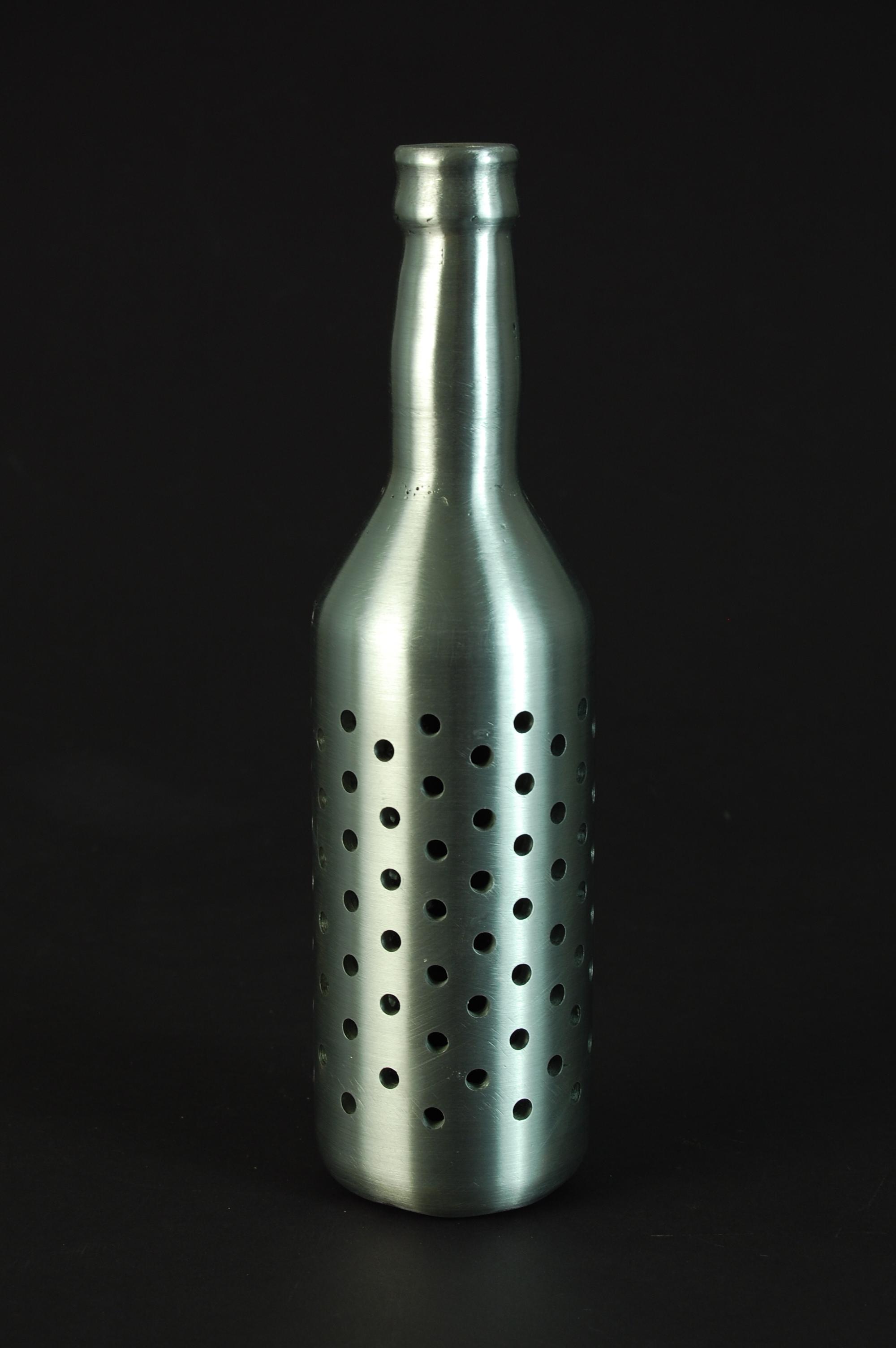 Untitled (beer bottle)