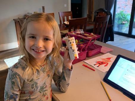 Alexia-May's fabulous Olaf
