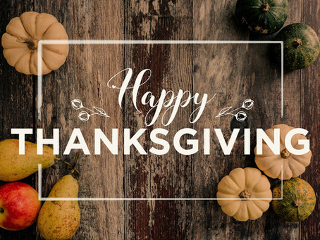Happy Thanksgiving from all of us on The Jennifer Jones Team!