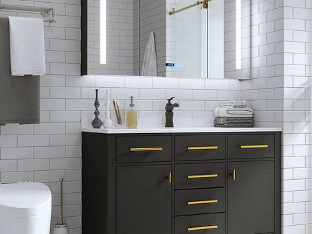 Budget Friendly Ways to Refresh & Renew Your Bathroom!