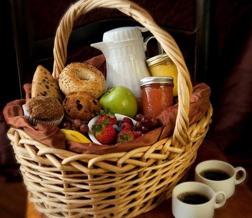 Full Breakfast Hamper