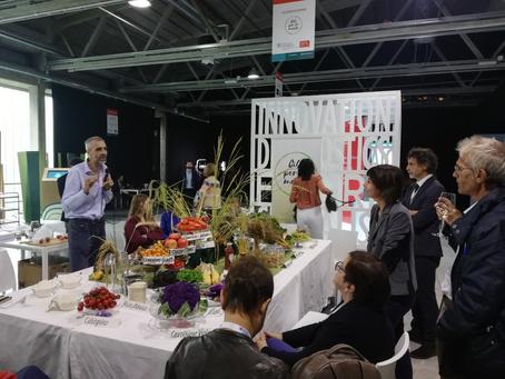 Biotech Week: Cibo per la mente porta sulla Tavola dell'Innovazione i cibi frutto del miglioramento