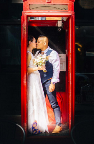 MARRIED   JEFF & DEANNA