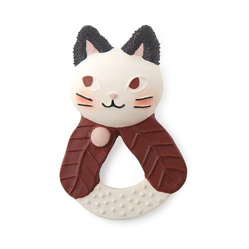 cat teething ring