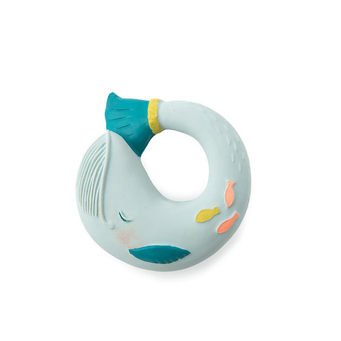Whale Teething Ring