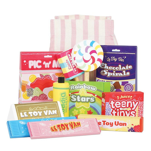 candy and sweetie pic'n mix set