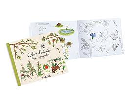 Activity booklet (36 p.) Le jardin du mo