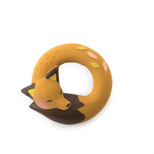 Fox Teething Ring