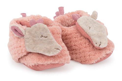 Giraffe slippers