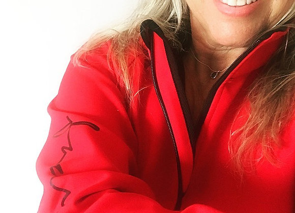 T1D -  Sports Jacket - Red