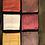 Thumbnail: Chocolate Silk Linen Blend Scarf