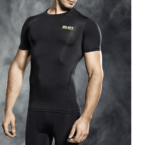 Kompression t-shirt med korta ärmar HERR