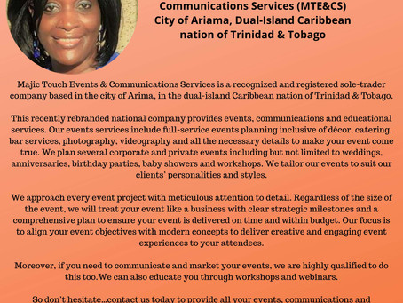Prominent Int'l Wedding Planner Features Us in North Carolina Newsletter!