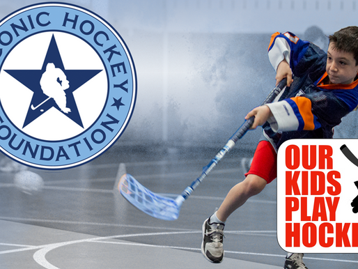 An Interview With Troy Albert, Founder of The Peconic Hockey Foundation