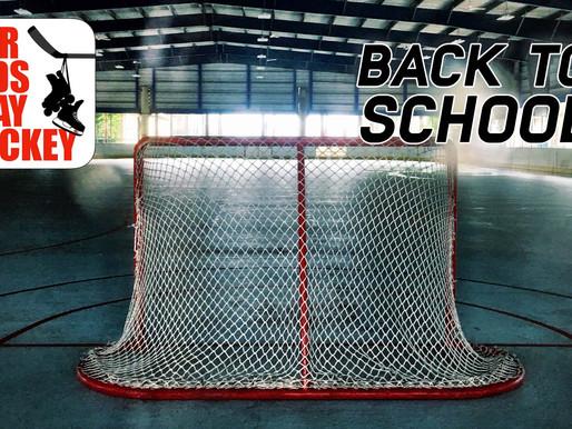 Balancing School And Hockey