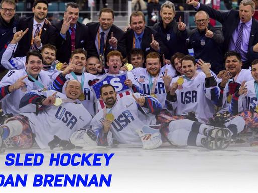 An Interview With USA Sled Hockey GM Dan Brennan