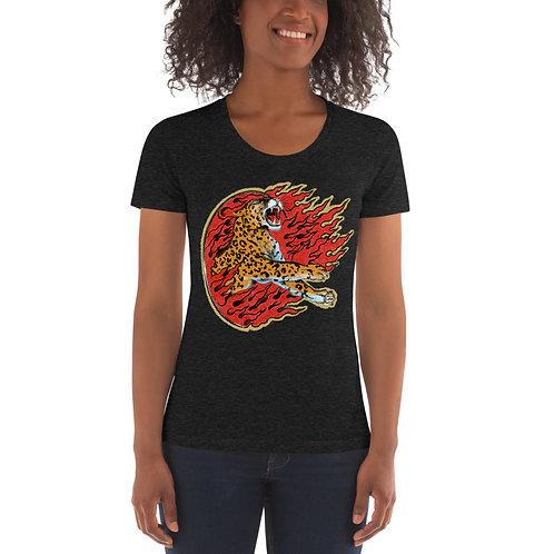 """Ring of Fire"" Women's Crew Neck T-shirt"
